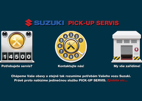 PICK-UP SERVIS